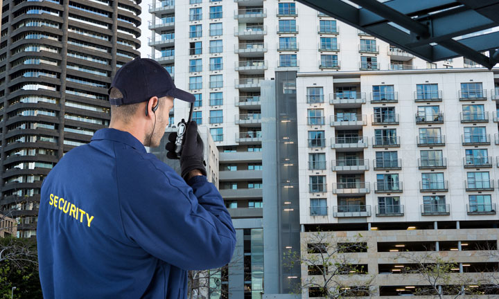 Residential Security Services CA.